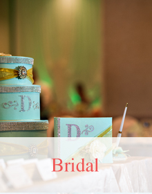 Bridal Showers, Engagement Parties & Rehearsal Dinners