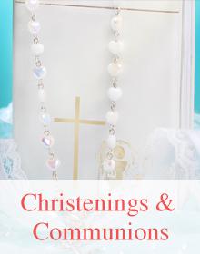 Christenings & Communions